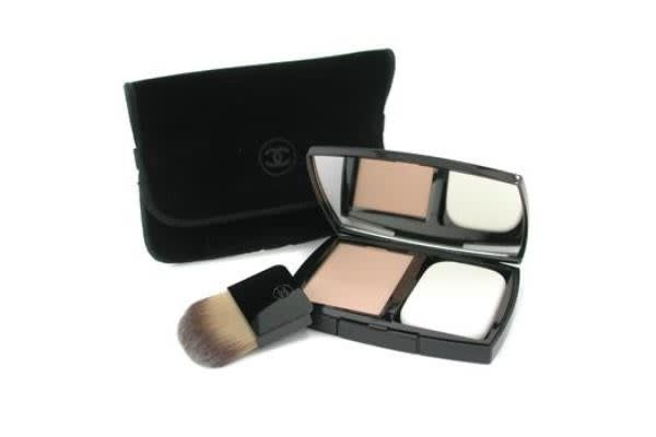 Chanel Vitalumiere Eclat Comfort Radiance Compact MakeUp SPF 10 - # B30 Beige Sable (13g/0.45oz)