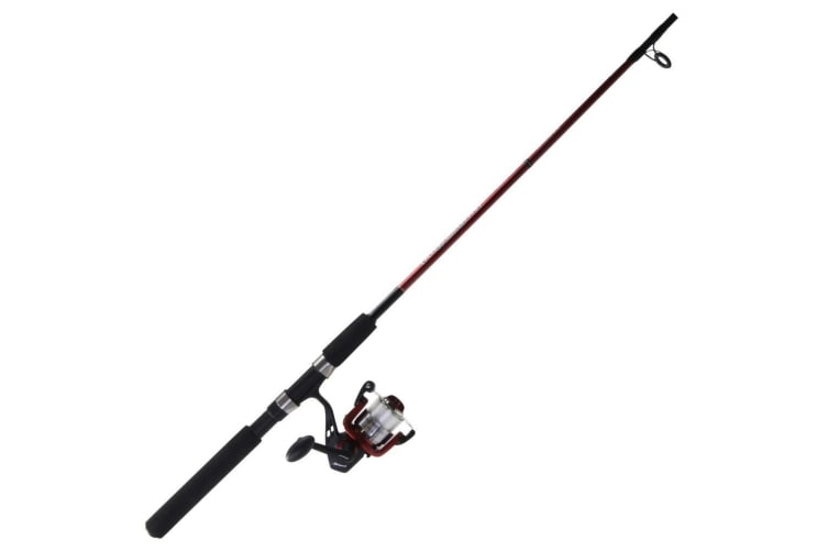 7ft Shakespeare 3-7kg Pro Touch Fishing Rod and Reel Combo Spooled with Line