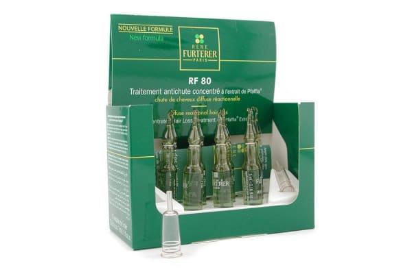 Rene Furterer RF 80 Concentrated Hair Loss Treatment (Formula for Women) (12x5ml/0.16oz)