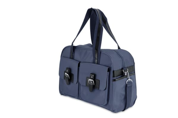 Bubbli Carry All Nappy Bag (Blue)