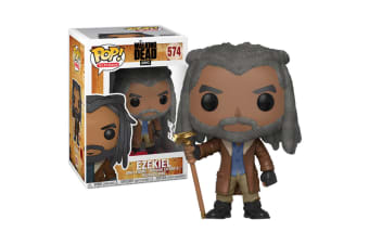 The Walking Dead Ezekiel Pop! Vinyl
