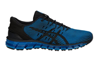 ASICS Men's Gel-Quantum 360 4 Running Shoe (Race Blue/Black, Size 7)