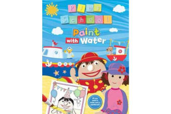 ABC Kids Play School - Paint with Water