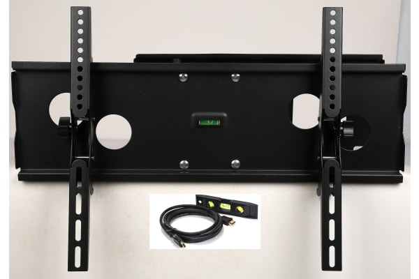 30 60 Plasma Led Lcd Screen Tv Wall Mount With 180 Degree Swivel