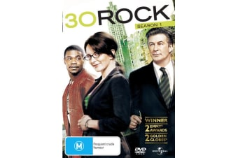 30 Rock Season 1 DVD Region 4