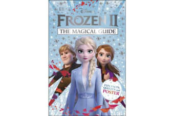 Disney Frozen 2 The Magical Guide - Includes Poster