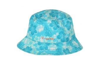 Regatta Great Outdoors Childrens/Kids Crow Canvas Bucket Hat (Horizon)