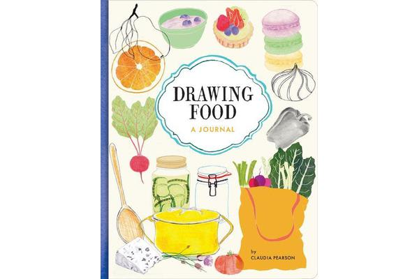 Drawing Food Journal