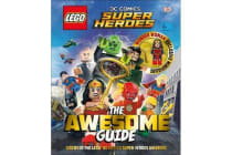 LEGO (R) DC Comics Super Heroes The Awesome Guide - With exclusive Minifigure