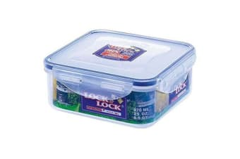 Lock & Lock Square Container (Clear)