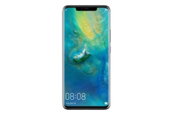 Huawei Mate 20 Pro (Dual Sim 4G/4G, 128GB/6GB) - Midnight Blue
