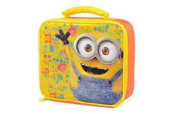 Despicable Me Minions Lunch Bag (Yellow)