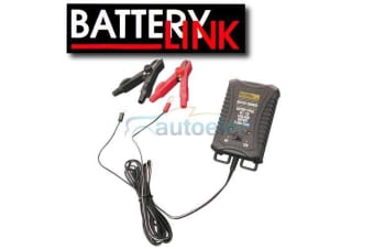 AUTOMATIC 750mA BATTERY CHARGER 12V 6V BIKE BOAT CAR AGM DEEP CYCLE SLA CHS075