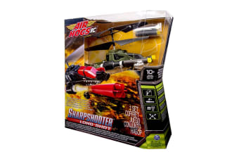 Air Hogs Sharp Shooter Gun-Ship (Yellow)
