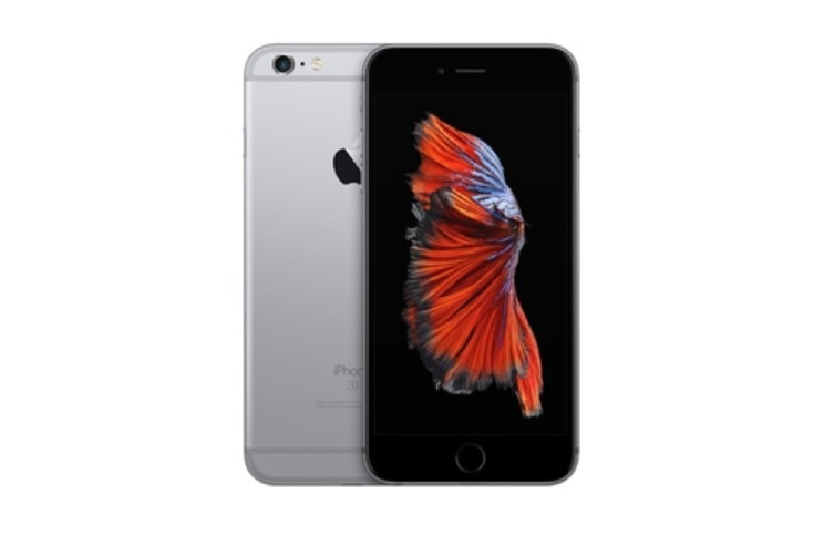 iPhone 6s - Space Grey 64GB - Refurbished Excellent Condition