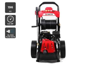 Certa 6.5HP 196CC Heavy Duty Petrol High Pressure Washer