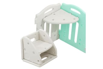 Kidbot Toddler Baby Childs Plastic Chair Support Frames for L-ZS14 Playpen