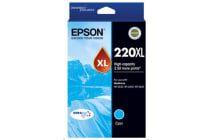 Epson 220XL Ink Cartridge Cyan