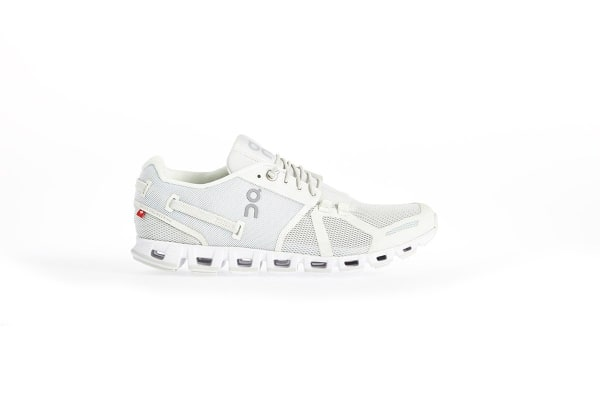 On Women's Cloud Running Shoe (Ice/White, Size 10 US)