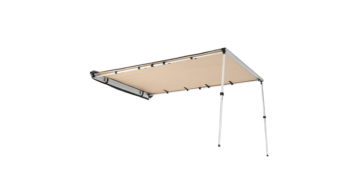 Dick Smith Wallaroo 2m X 1 4m Car Side Awning Roof Top
