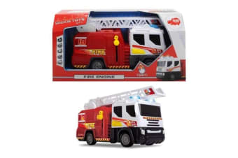 Dickie Toys 30cm Lights and Sounds Fire Engine