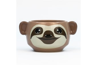 thumbsUp Sloth Mug
