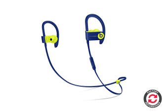 Beats Powerbeats3 Wireless Earphones Pop Collection Refurbished (Pop Indigo) - A- Grade