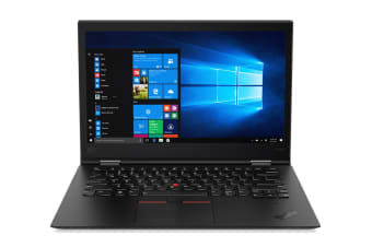 "Lenovo 14"" Thinkpad X1 YOGA G3 I5-8250U 8GB RAM 256GB SSD FHD Touch Screen Windows 10 Tablet (20LD0001AU)"