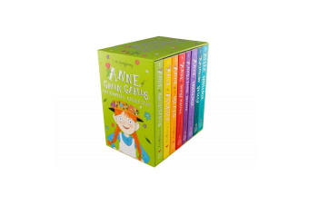 Anne of Green Gables The Complete Collection