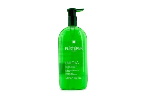 Rene Furterer Initia Volume and Vitality Shampoo (Frequent Use) (500ml/16.9oz)