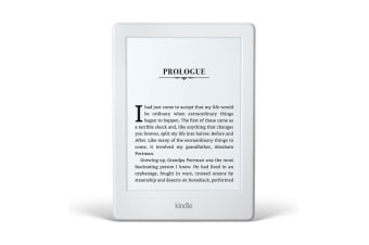 Amazon Kindle Paperwhite (White)