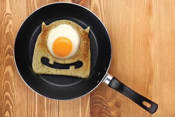 Fred Toast Cutter - Egg Monster