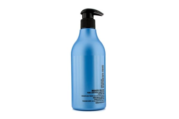 Shu Uemura Muroto Volume Pure Lightness Conditioner (For Fine Hair) (Salon Product) (500ml/16.9oz)