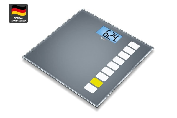 Beurer Digital Glass Sequence Bathroom Scale (GS205)