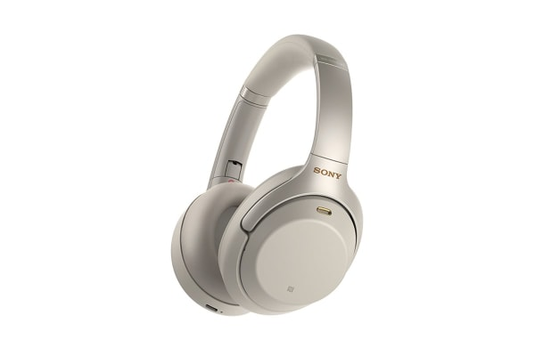 Sony Wireless Noise Cancelling Headphone - Silver (WH1000XM3)