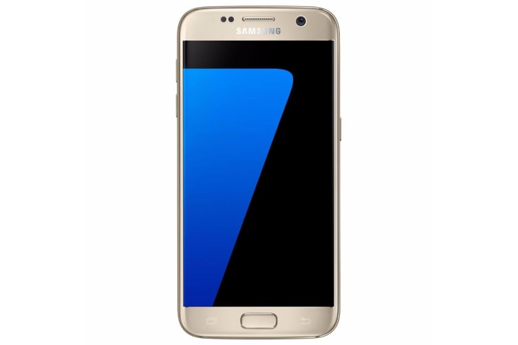 Samsung Galaxy S7 - Gold 32GB – Average Condition Refurbished