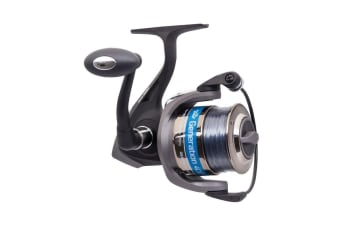 Jarvis Walker Generation 400 Spinning Fishing Reel - Spooled with Line