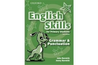 English Skills for Primary Students: Grammar and Punctuation 3 - Grammar & Punctuation