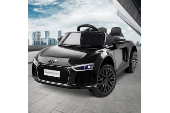 Kids Ride On Car Audi Licensed R8 Battery Electric Toy Remote 12V