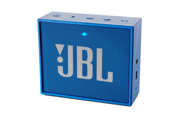 JBL GO Portable Bluetooth Speaker (Blue)
