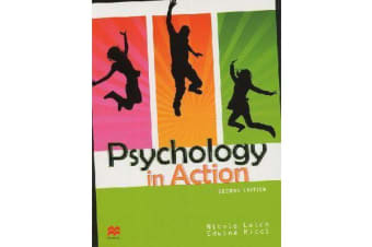 Psychology in Action - An Introductory Text