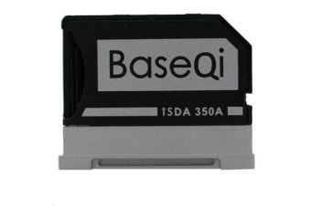 Universal BaseQi Aluminum Micro SD Adapter Stealth Drive for Surface Book 13.5 350A