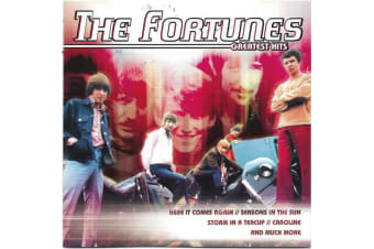 The Fortunes  - Greatest Hits BRAND NEW SEALED MUSIC ALBUM CD - AU STOCK