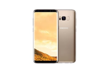 Samsung Galaxy S8 Dual SIM G950FD (64GB, Maple Gold) - Pre-owned