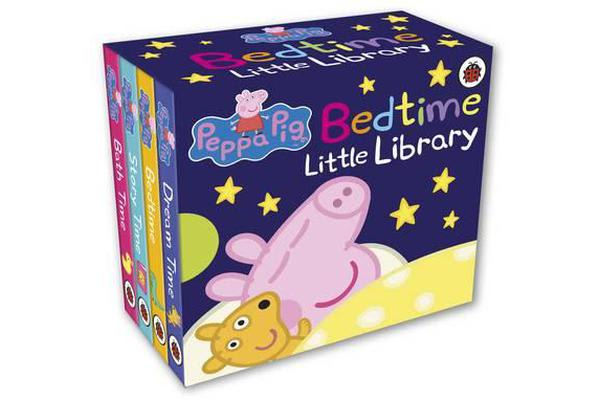 Peppa Pig - Bedtime Little Library