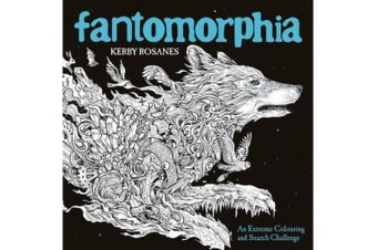 Fantomorphia - An Extreme Colouring and Search Challenge