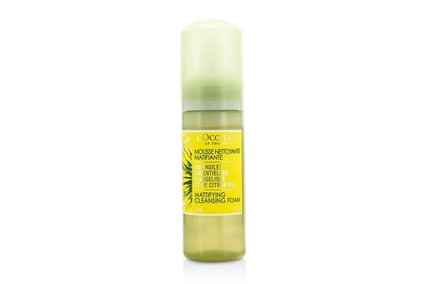 L'Occitane Angelica Mattifying Cleansing Foam (150ml/5.1oz)