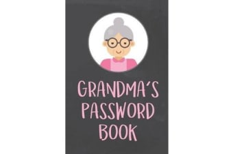 Grandma's Password Book