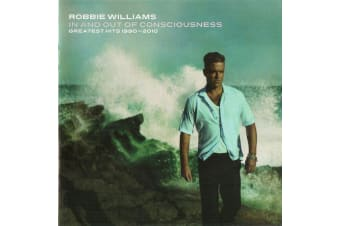 Robbie Williams – In And Out Of Consciousness - Greatest Hits 1990 - 2010 NEW