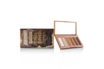 Urban Decay Naked Petite Heat Palette : 5x Eyeshadow  1x Highlighter